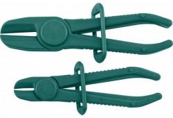 AN010054 Комплект зажимов для резиновых шлангов, 2 предмета JONNESWAY