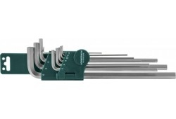 047093 H02SM109SL  (H03SM109S) Комплект угловых шестигр. JONNESWAY