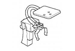 531079-5 Выключатель TG55A-2 для 6096D MAKITA